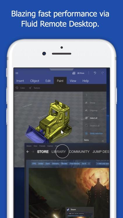 Jump Desktop (RDP, VNC, Fluid) screenshot-4