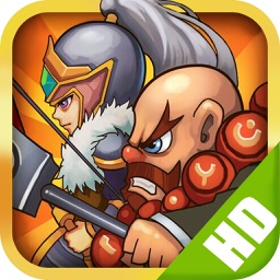 HeroesOutlaws HD: An epic tower defence adventure