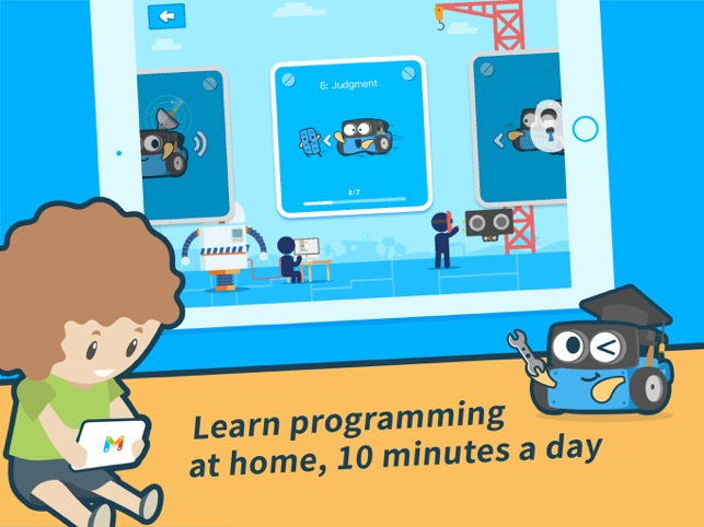 mBlock Blockly-STEM education on the App Store