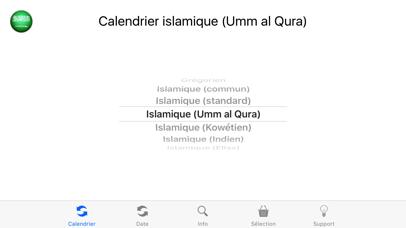 Calendrier Convertisseur.Telecharger Convertisseur De Date Universel Islamique Pour Iphone Ipad Sur L App Store Utilitaires