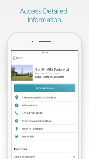 Dubai Travel Guide and Offline Map on the App Store