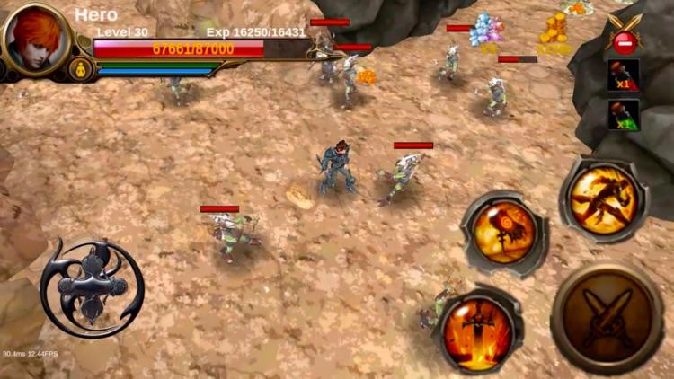 Dragon Warrior : Heroes Legend