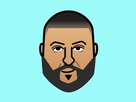 MOJI TALK Stickers by DJ Khaled