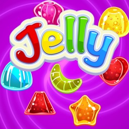 Jelly Jewel - Match 3 puzzle game