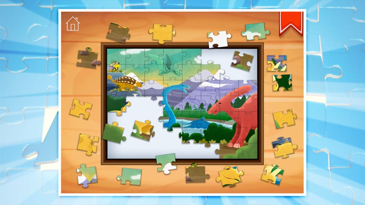 The StoryToys Jigsaw Puzzle Collection screenshot-4
