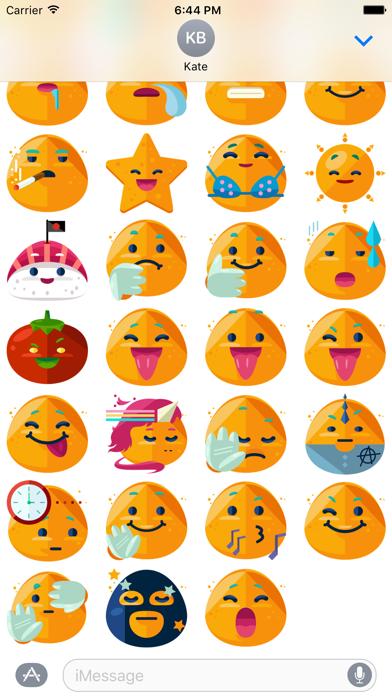 Funny Emoticons Stickers - iMessage New Emoji