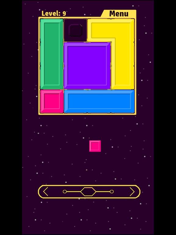 Screenshot #1 for Fill me up - Block Fitting Puz