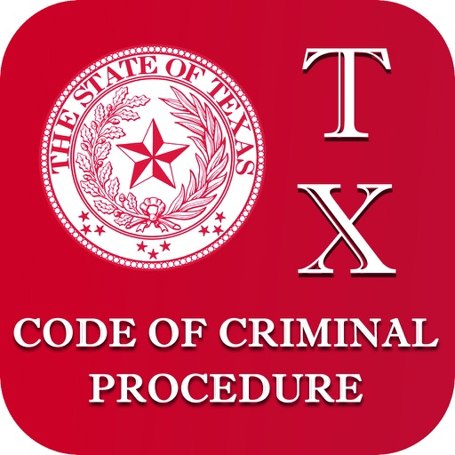 Texas Code of Criminal Procedure 2017