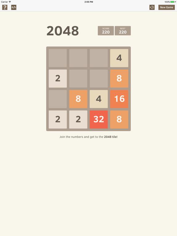 2048 Tile!   App Price Drops