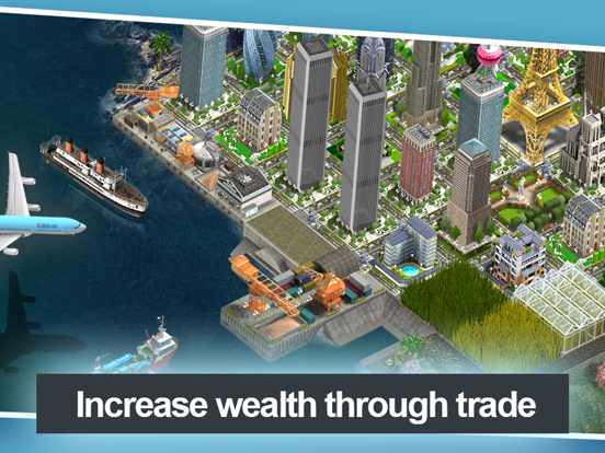 Trade City Free screenshot 9