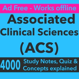 Associated Clinical Sciences (ACS) Exam Prep App