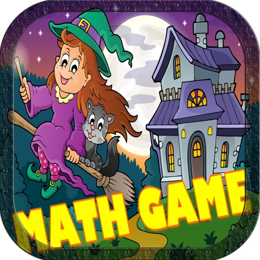 Witch math games for kids easy math solving