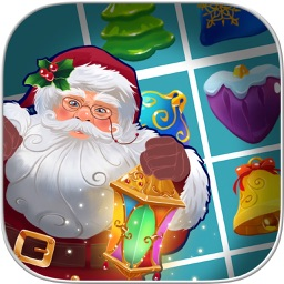 Santa's Christmas Match 3 Puzzle Games