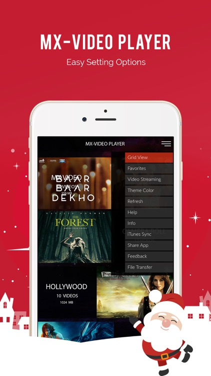 MX Video Player Plus-Movie,video,Streaming Player