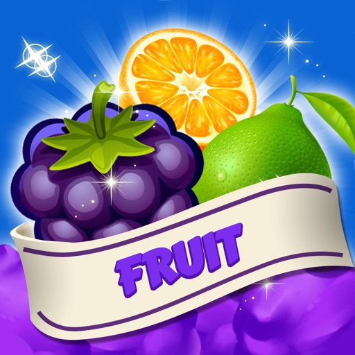 Jungle Paradise - Fruit Frenzy Match 3