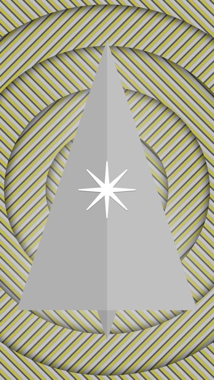 Christmas Day metallic. Beautiful countdown. screenshot-3