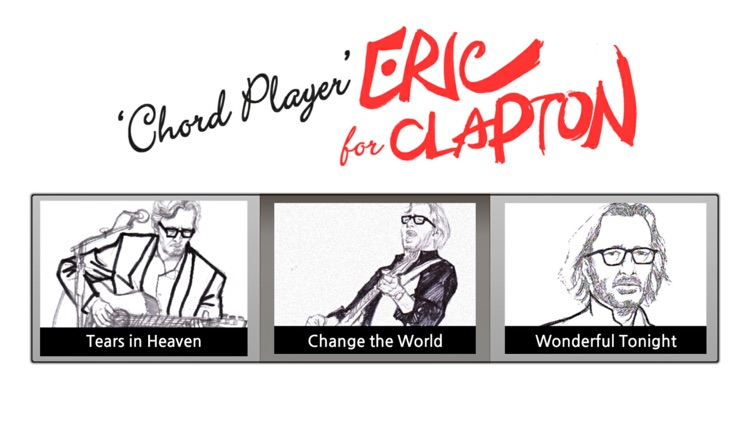 Chord Player - for Eric Clapton by Kguitar Co , Ltd