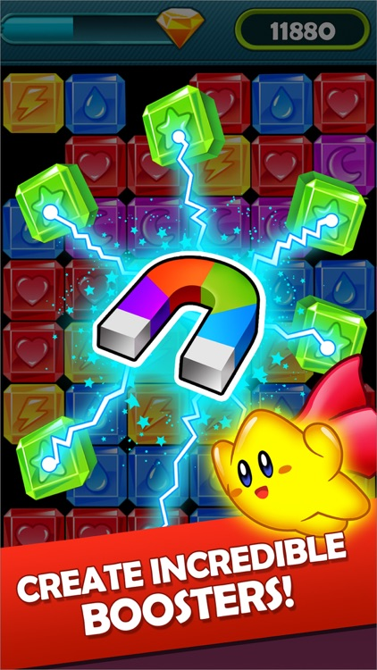 Star Blast: Pop matching star puzzle game screenshot-3