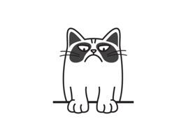 Grumpmoji 3 - grumpy cat emoji stickers