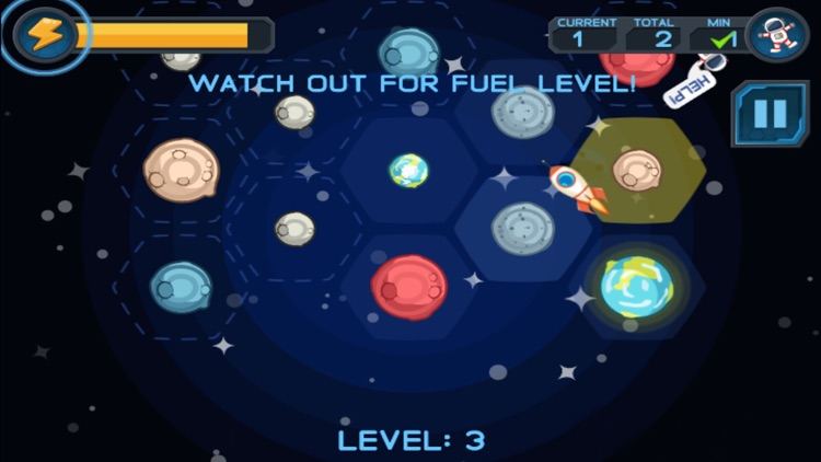 The Space Rescue Flying Help The Robots screenshot-3
