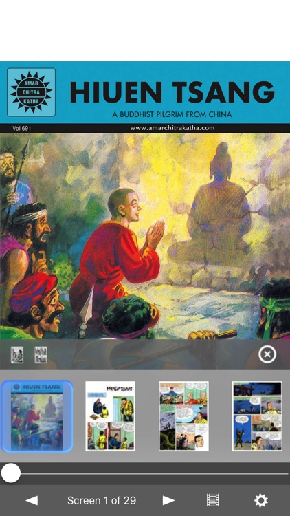 Buddha Triple Digest (3 comics)- Amar Chitra Katha screenshot-3