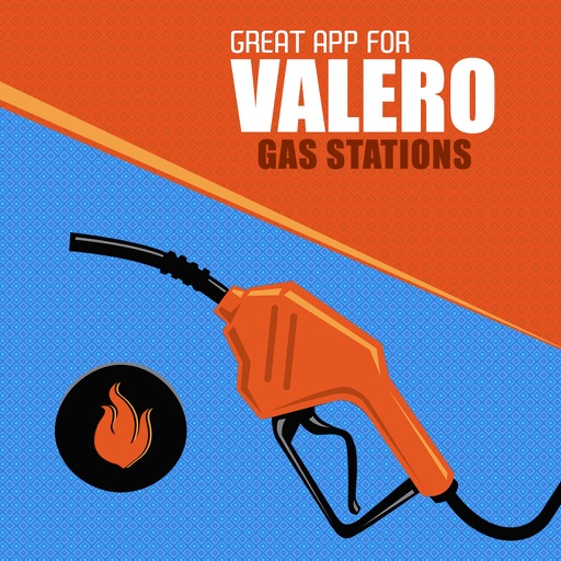 Great App for Valero Gas Stations