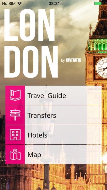London Guide Civitatis.com