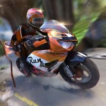 我的概念摩托-天天飞跃街头