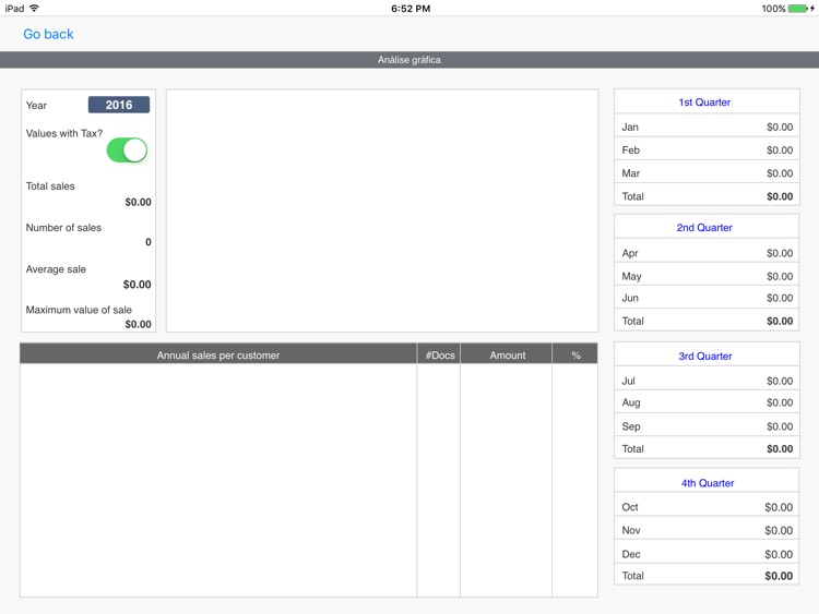 486InvoicePOS - Point of Sale screenshot-4
