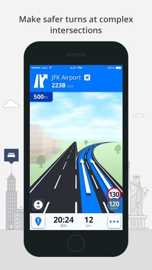 Sygic World GPS Navigation Maps Traffic on the App Store