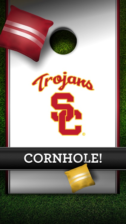 University of Southern California Trojans Cornhole