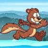 运行游戏 松鼠 跑 : 跳跃 和 种族 游戏 - 自由
