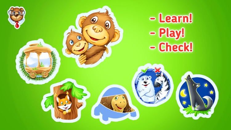 Learn Animals & Animal Sounds for Toddlers & Kids screenshot-3