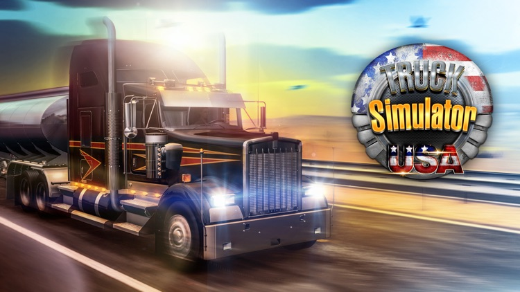 Truck Simulator USA screenshot-0