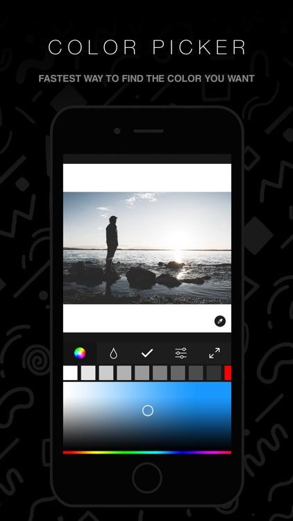 InstaFit 2 - Post Photos Without Cropping screenshot-3
