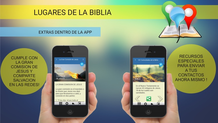 Lugares de la Biblia screenshot-4