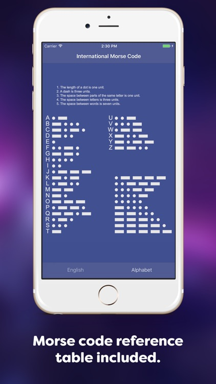 Morse Code Messege Generator Reader & Translator