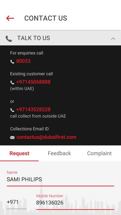 Dubai First Connect