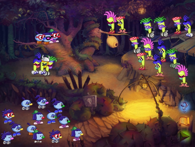 Zoombinis screenshot-3