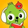 儿童卡通动画-红粉猪小妹游戏