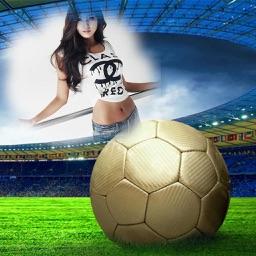 Football Photo Frame - Best Photo Frame Editor