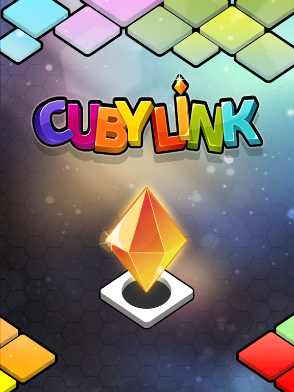 Cuby Link : Puzzle screenshot 6