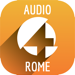 Audio guía Roma Crazy4Art