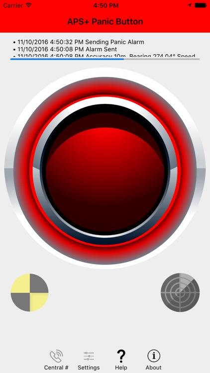 APS+ Panic Button screenshot-3