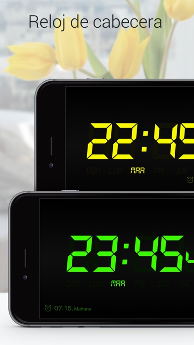 Screenshot for Reloj despertador para mí in Spain App Store