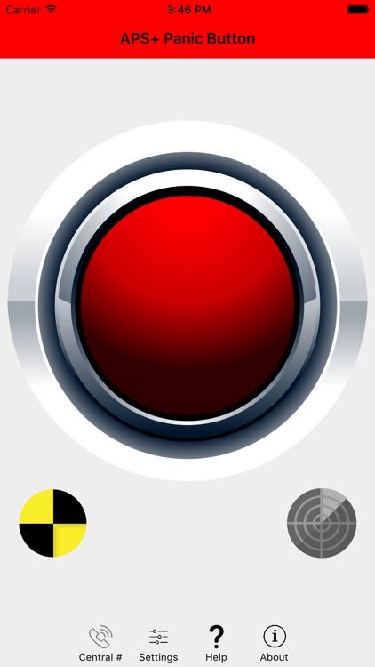 APS+ Panic Button screenshot-0