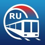 莫斯科地铁导游