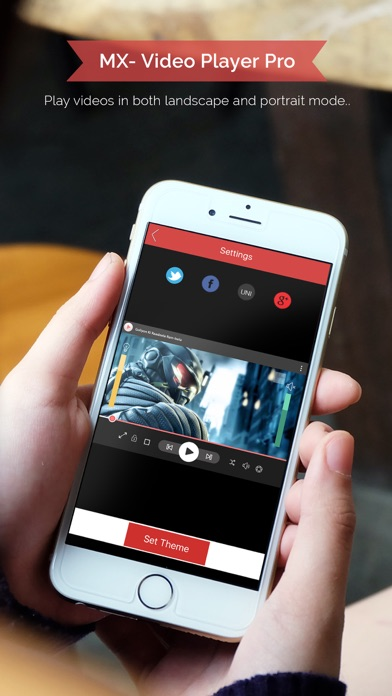 MX Video Player Pro H... screenshot1
