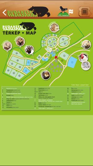 budakeszi vadaspark térkép Budakeszi Vadaspark on the App Store budakeszi vadaspark térkép