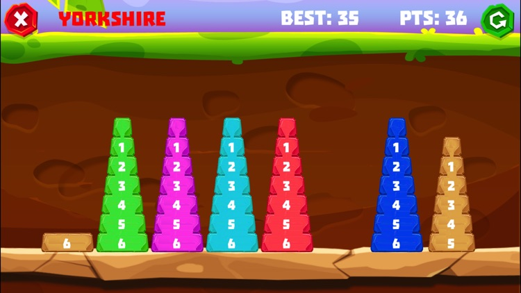 Six Towers